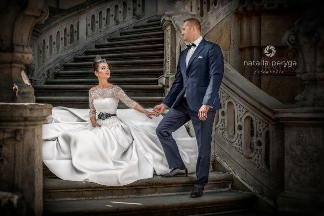 Sesja ślubna, plenerowa, romantyczna, para młoda, Legnica, Natalia Peryga FOTOGRAFIA