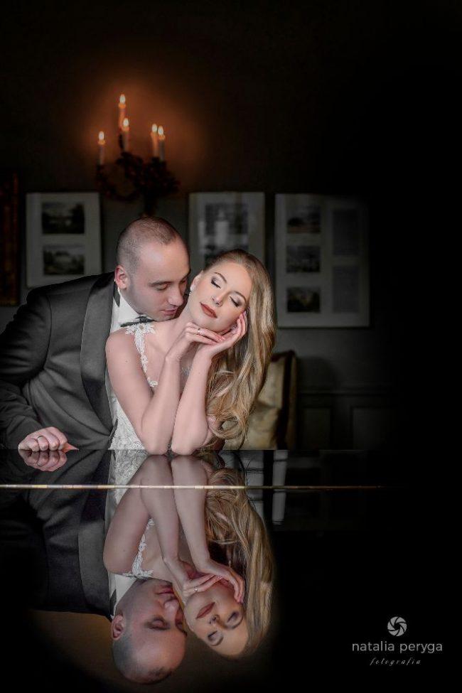 Romantyczna sesja fotograficzna, ślubna, Natalia Peryga FOTOGRAFIA m